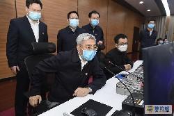 河南省长尹弘与井下500米采煤工人实时视频通话:安全第一!